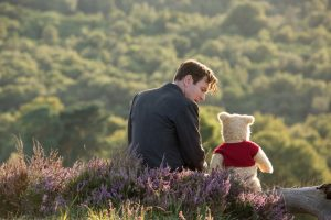 Christopher & Pooh (Puff)