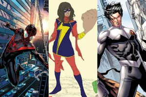 diversidade nos quadrinhos NERD