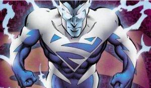 Superman com poderes elétricos de 1997