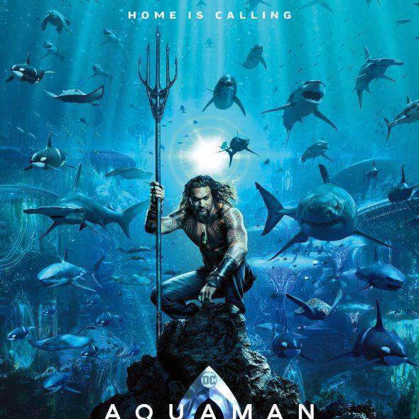 Novo trailer de Aquaman