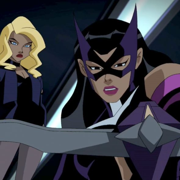 Atrizes de Birds of prey