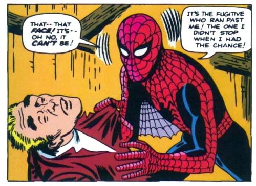 Peter Parker Voto nulo
