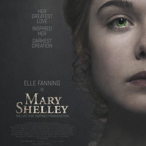 Mary Shelley filme