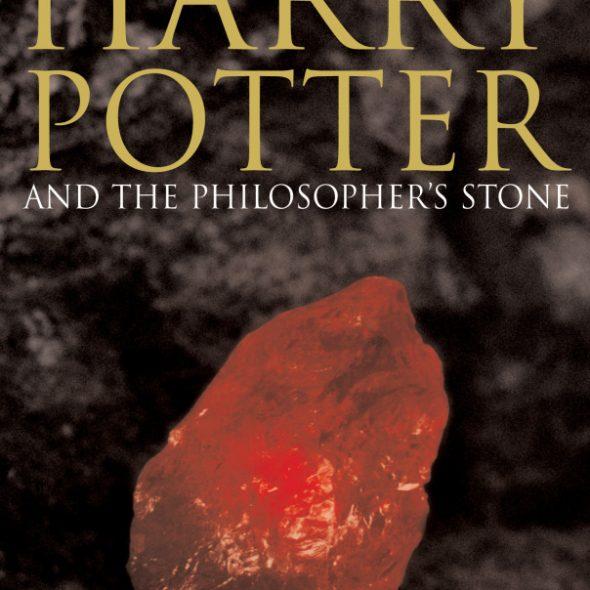 harry potter o primeiro livro de uma série