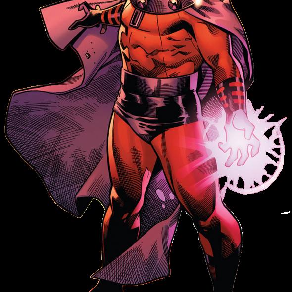 Magneto-supervilões