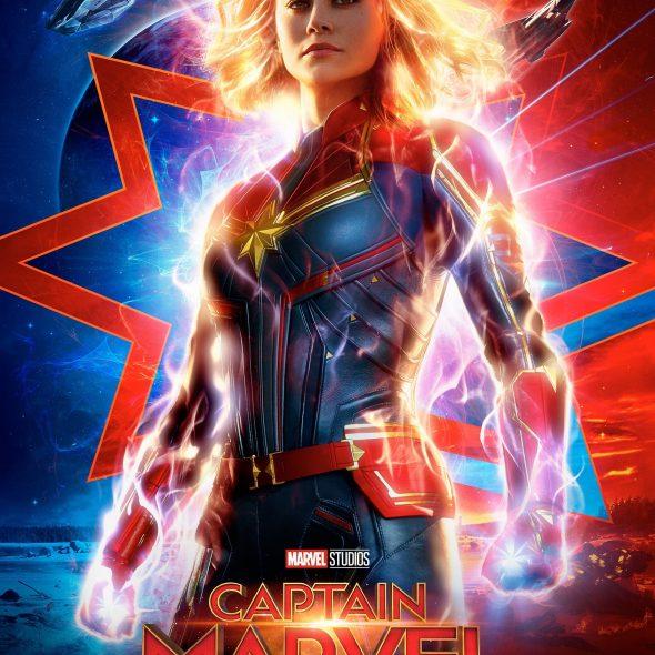 trilha sonora Capitã Marvel